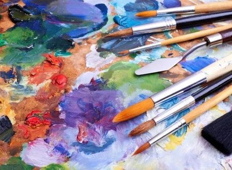 The Therapeutic Benefit of Visual Arts in Healthcare