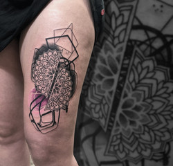 Tattoo Zincik - Mandala