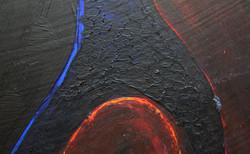 Burning (Detail)