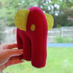 Raspbery Lime Elephant