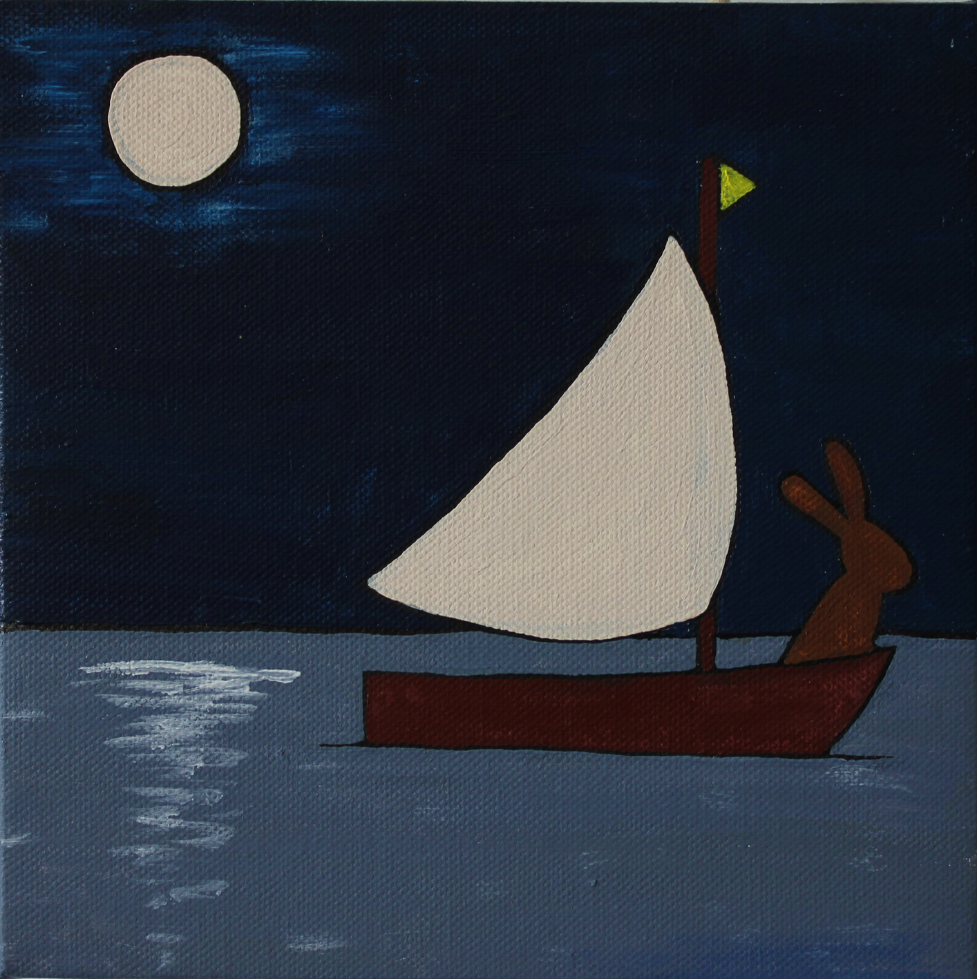 Night Sailing 2