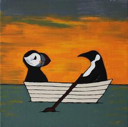 Puffin & Penguin