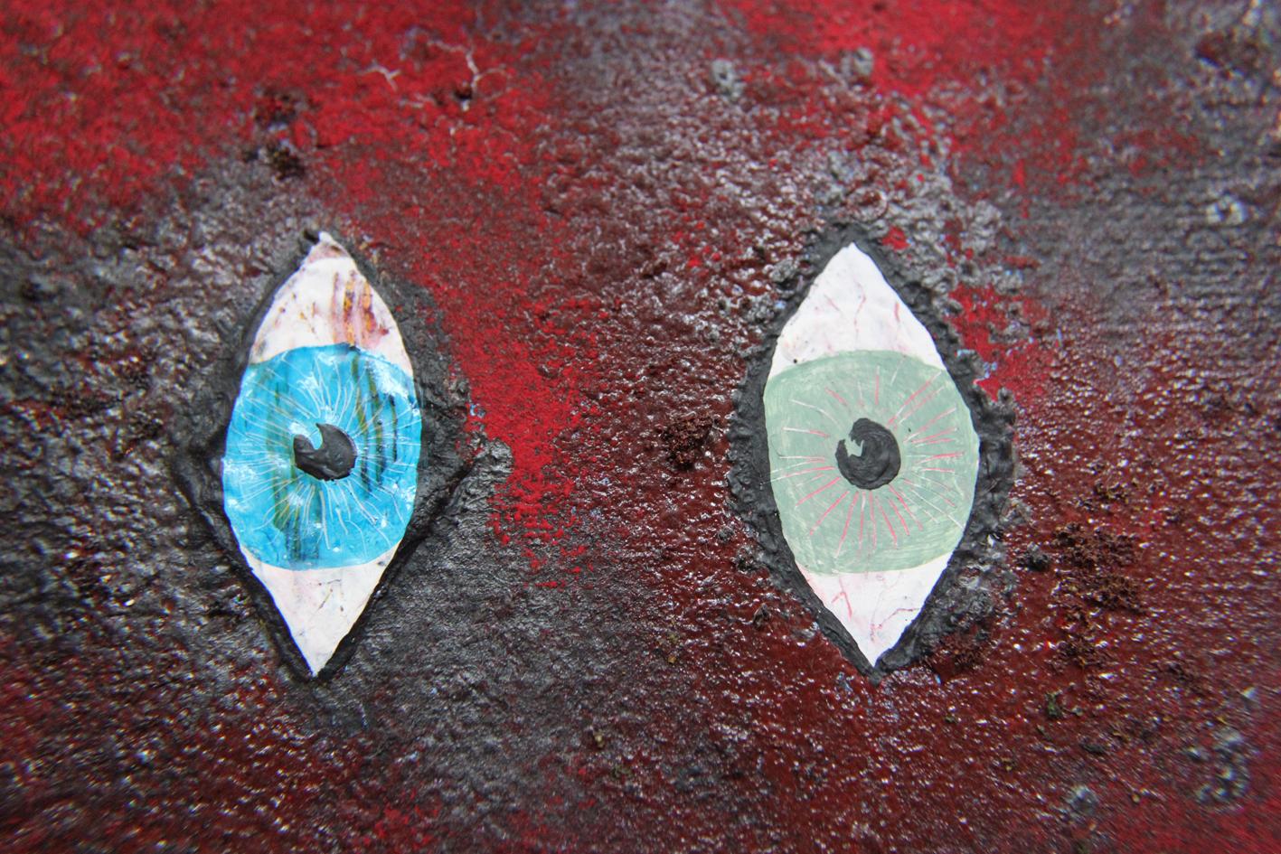 Eyes (Detail)