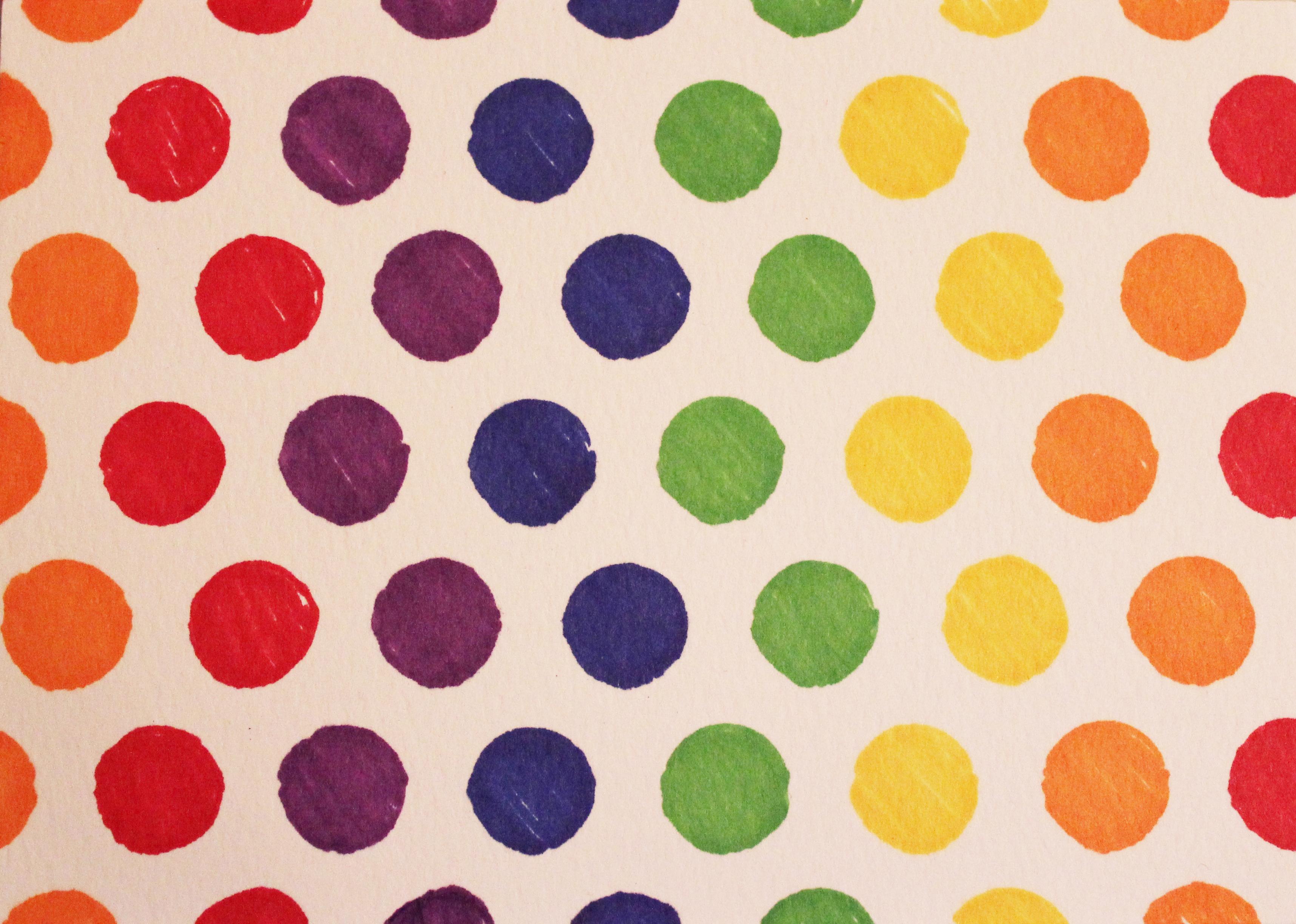 Rainbow Dots