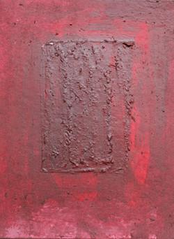 Blood Red (Detail)
