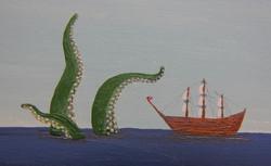 Tentacles (Detail)