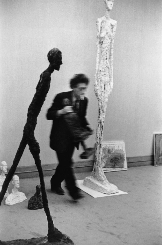 Giacometti comes to Norwich