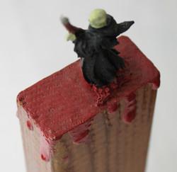 Death's Pillar (Detail)