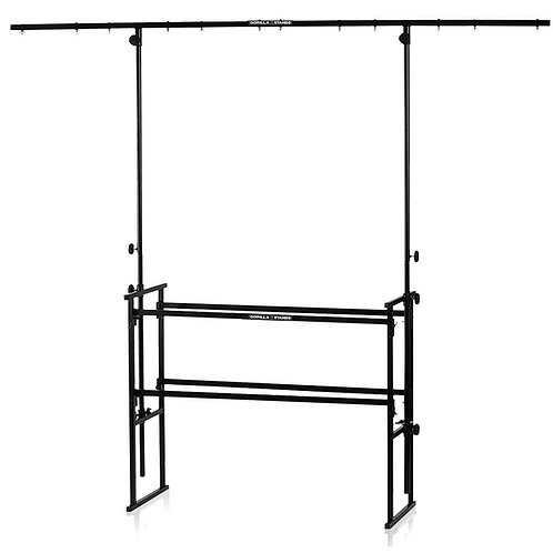 Gorilla GDS-4 4ft Complete Disco Stand
