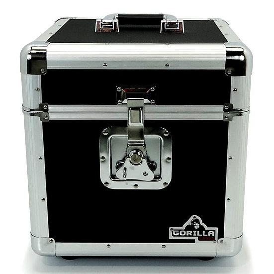 Gorilla LP-100 Vinyl Record Box Black