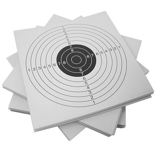 Gorilla GT-CARDS 100 Pack Target Cards