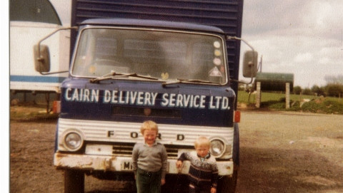 Cairn Delivery Service historic image