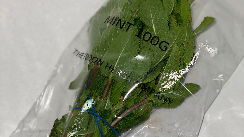 Mint x 100g
