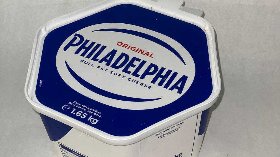 Philadelphia Cheese x 1.65 kg
