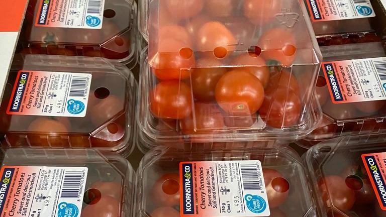 Tomatoes - Red Cherry