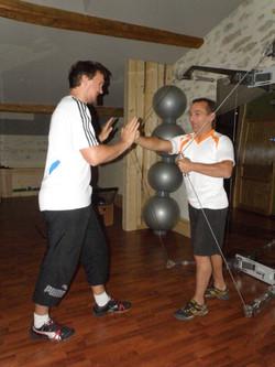 coaching kinesis