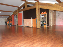 Salle cours collectif/individuel