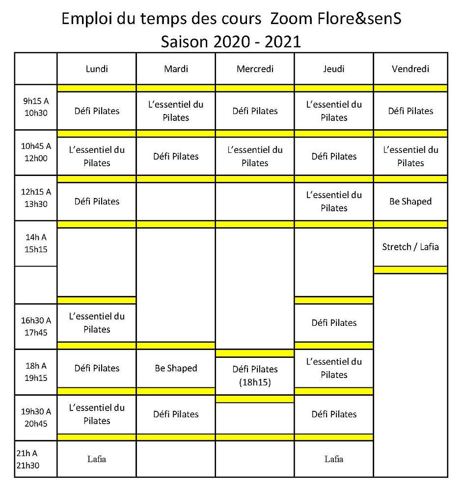 Planning Flore et senS Zoom 2020 2021.jp