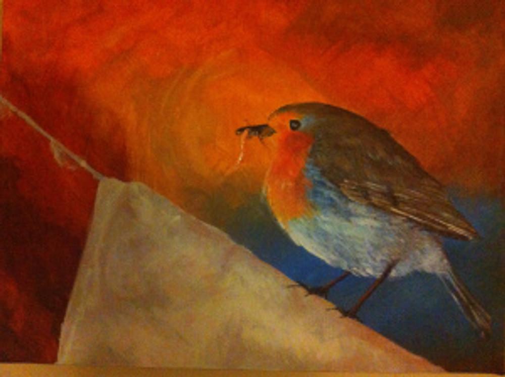 Robin_Painting