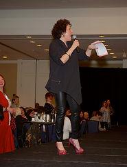 Kim Miles, Event Strategy, Branding, Emcee & Keynote Talent