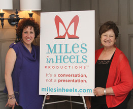 Kim Miles, Event Emcee, Inspirational Speaker, Energetic Event Planning