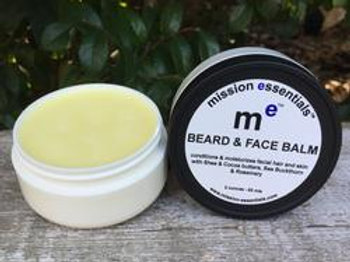 Beard and Face Balm by Mission Essentials