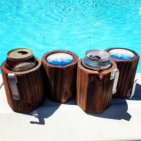 Clipper Koozie by Well Designed Wood