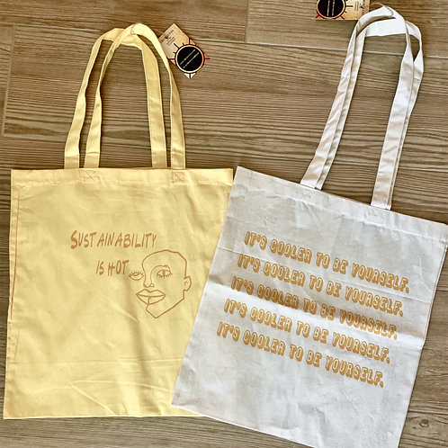 Tote Bag by True Lucia Brand