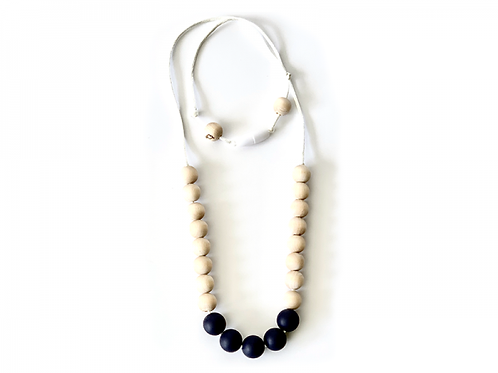Mira Teething Necklace by The Little Dinosaur
