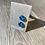 Thumbnail: Charleston Battery Glass Stud Earrings by eluCook Designs