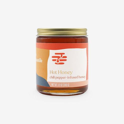 Local Hot Honey by Apis Mercantile
