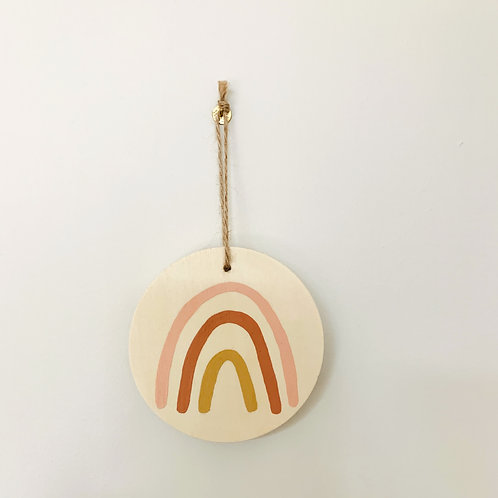 Mini wall hangings by Lula + Sol