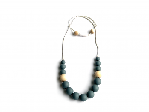 Toby Teething Necklace by The Little Dinosaur