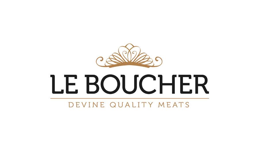 Ontwerp logo Le Boucher