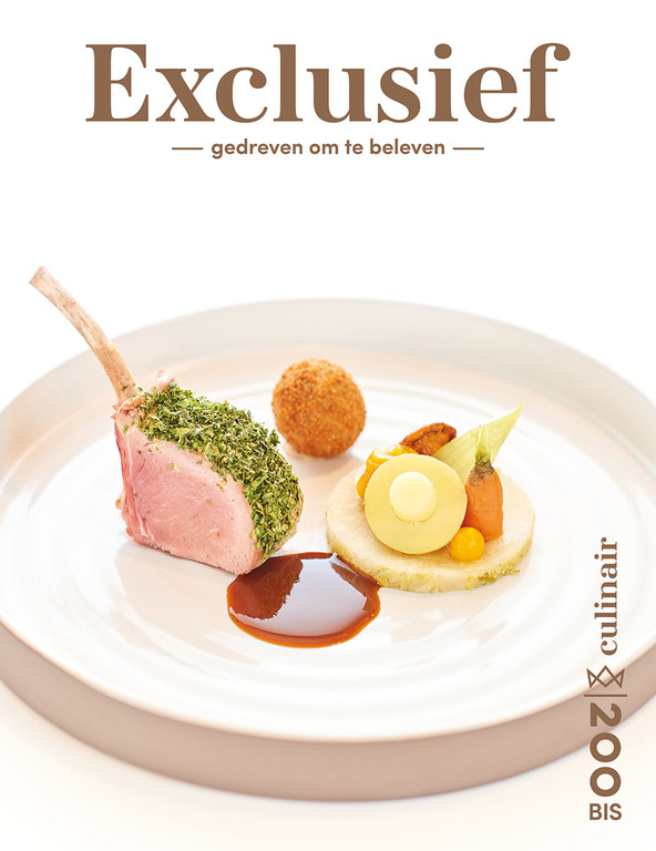 Coverbeeld Exclusief culinair