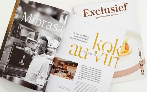 Exclusief magazine 200