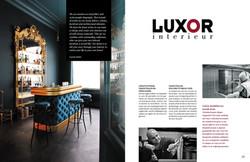 Advertorial Luxor voor Exclusief magazin