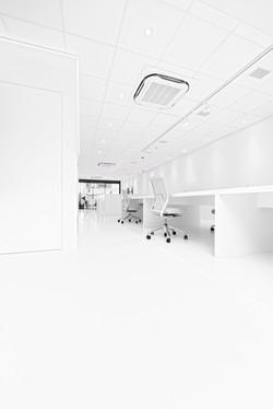 Interieurfotografie Liquid Floors