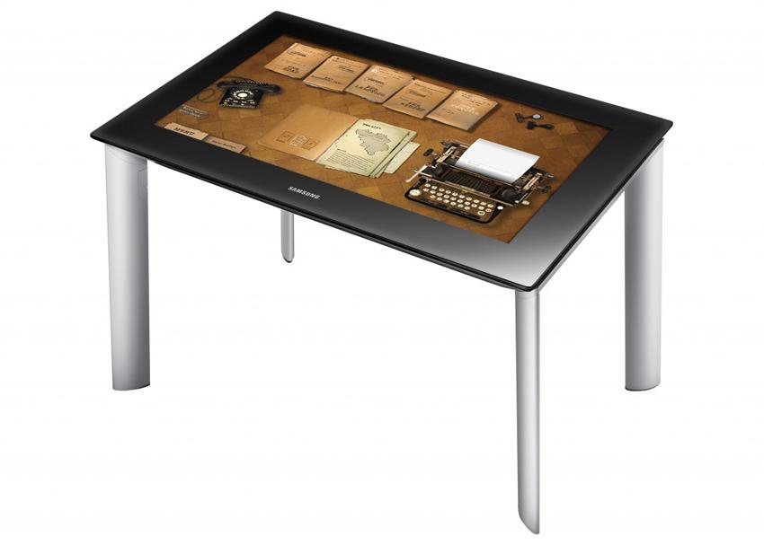 Surface table Kazerne Dossin