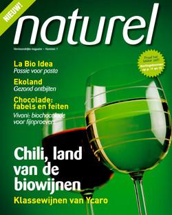 Cover Naturel magazine