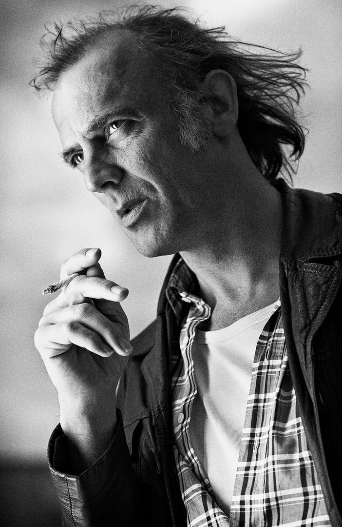 Portret acteur/danser Sam Louwyck