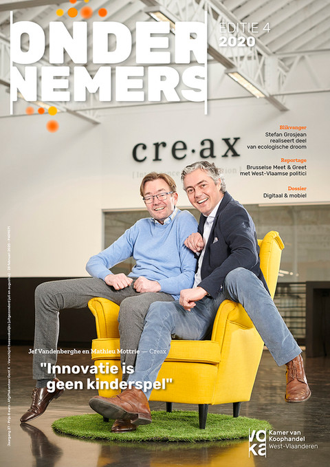 Creax | Ondernemers magazine Voka