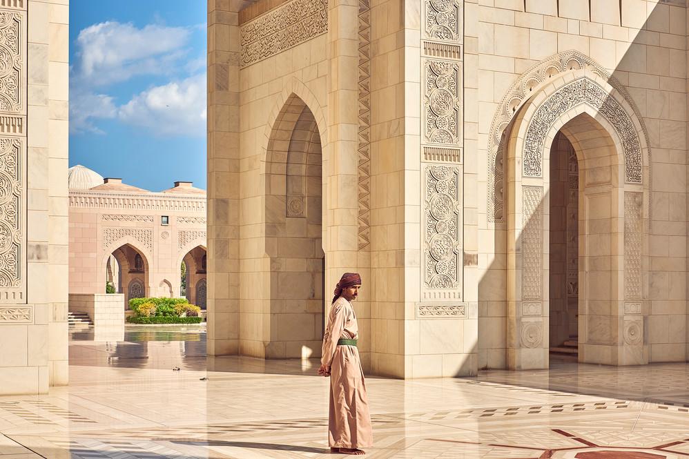 Great Sultan Qaboos Mosque