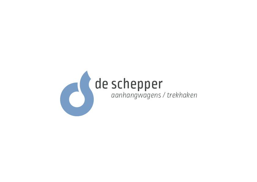 Ontwerp logo De Schepper