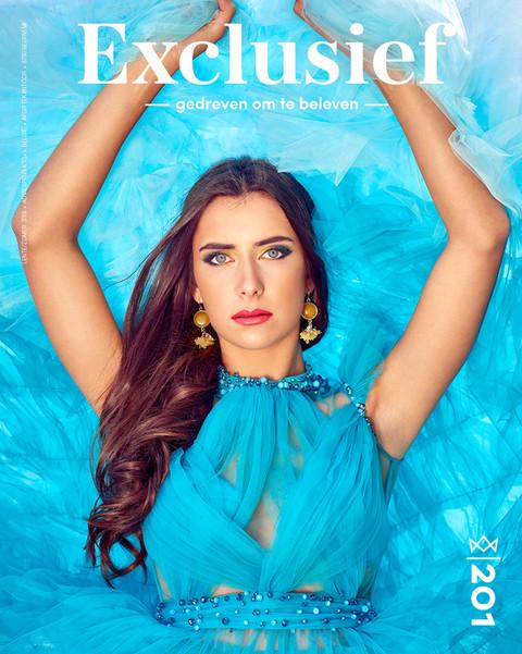 Cover | Exclusief Magazine 201