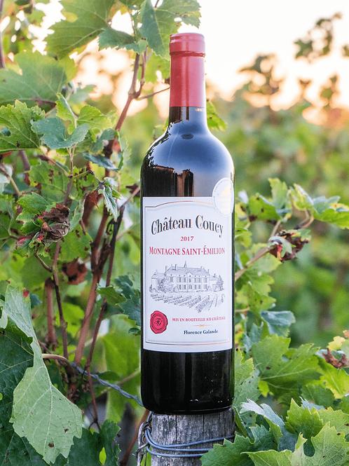 Château Coucy 2017  Prix carton de 6 bouteilles :