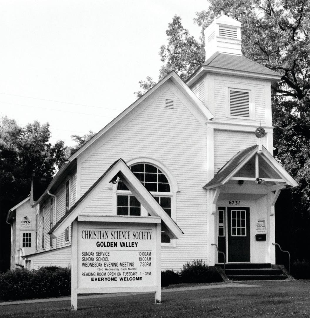 Little White Church in 1960