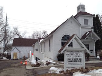 Shirley and Chester Schultz donated the funds to buy the Little White Church in 1997, and in 2016 a new museum was added to the building, officially opening in 2018.