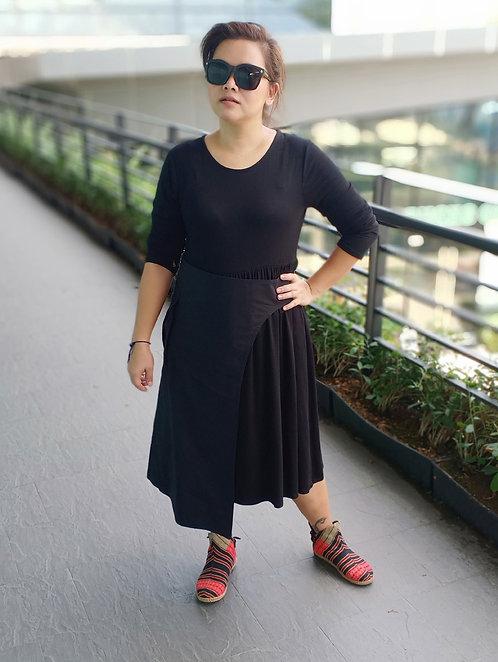 יוקושיק שחורה עם כיס