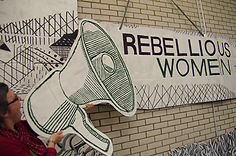 Rebellious Women 2017 Poole, Dorset Skin